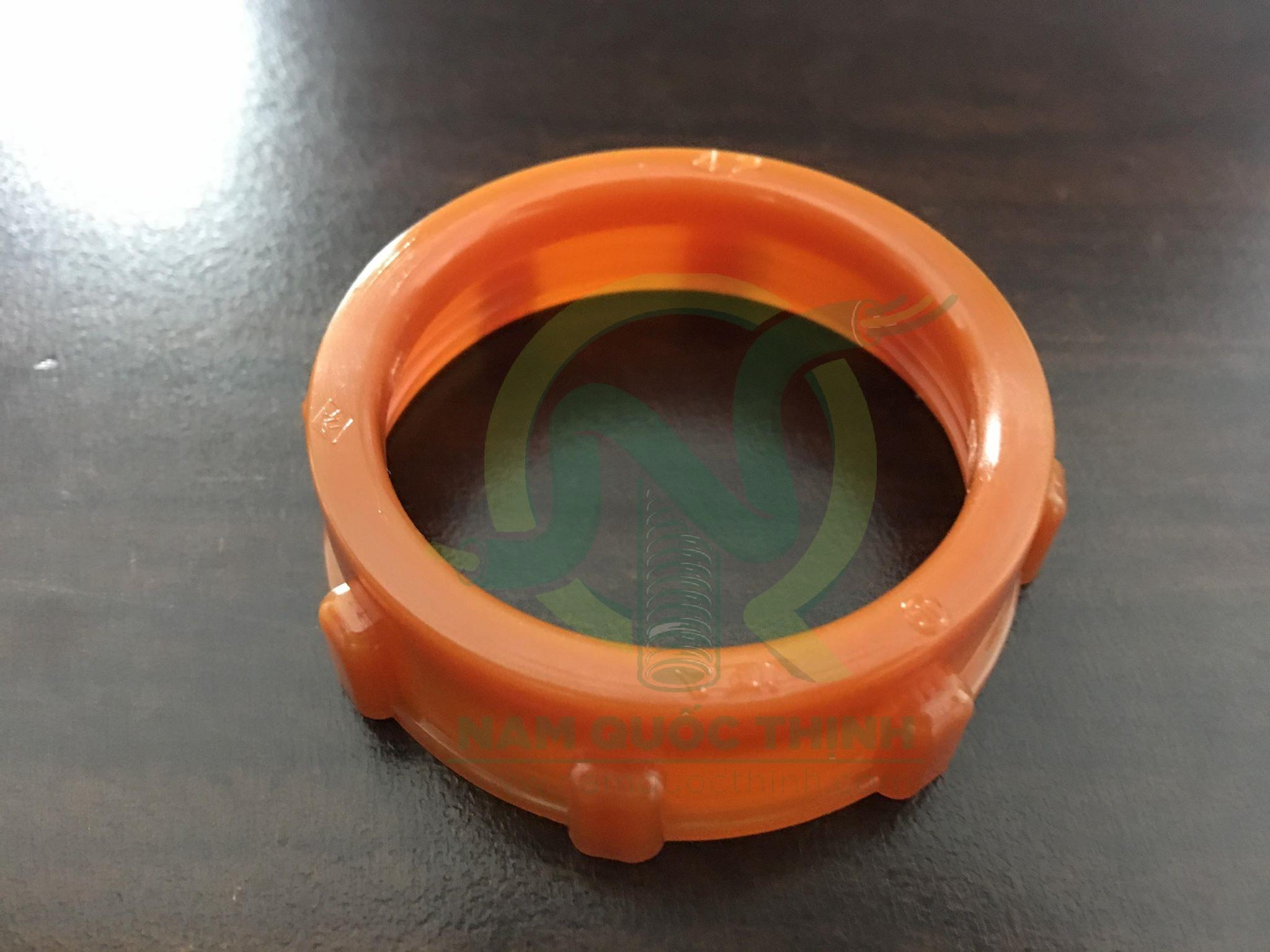 """Đai nối nhựa chống trầy ống thép luồn dây điện ren IMC 1-1/2"""" (49 mm)"""