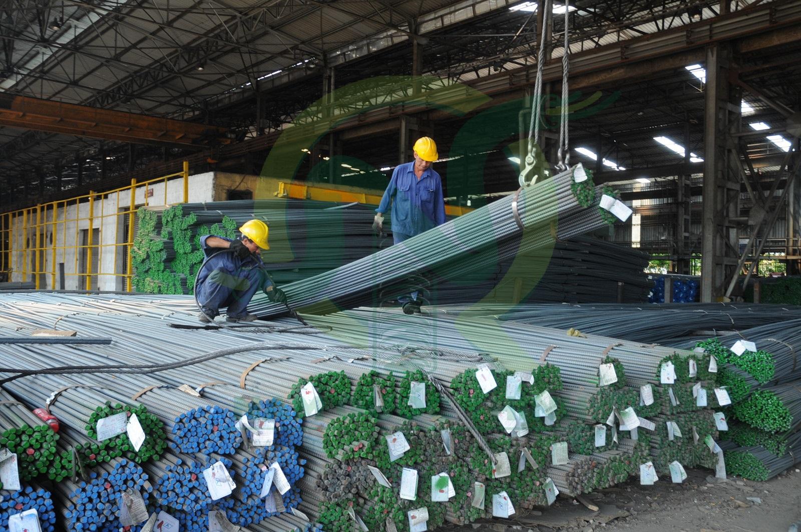 Ống thép IMC NQT tại Nhà máy thép Pomina