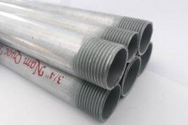 Ống thép luồn dây điện ren IMC Nam Quốc Thịnh cao cấp