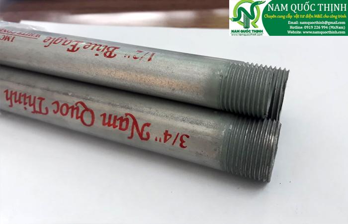 Ống thép lacuồn dây điện IMC cao cấp