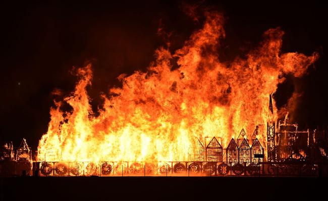 cháy nổ, hỏa hoạn